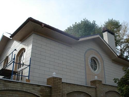 Сложные крыши, изготовление и монтаж крыш, проект сложной крыши, сложная крыша под натуральную черепицу Киев,
