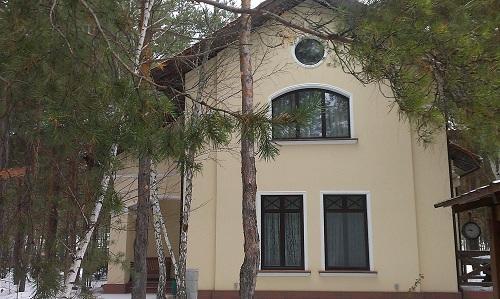 изготовление деревянных стропил Киев, проектирование крыш, сложные крыши Киев,
