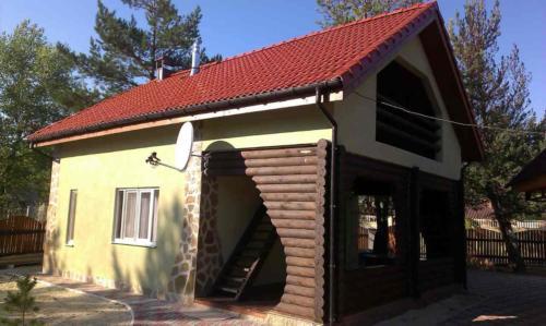Каркасный дом, Каркасный дом Киев, энергосберегающий дом, дом под натуральную черепицу Киев